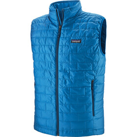 Patagonia Nano Puff Chaleco Hombre, andes blue/andes blue
